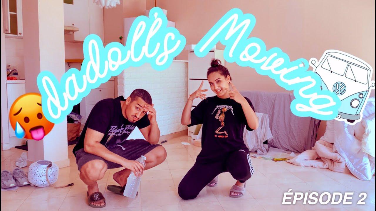 DADOLL'S MOVING : c'était pas prévu ... 😶 (EPISODE 2)