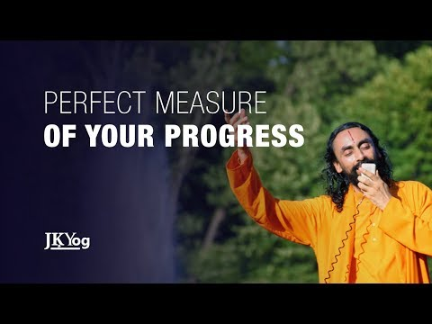 The 1 Way to Truly Measure your Progress in Life |  Swami Mukundananda