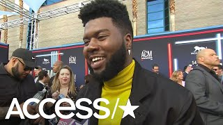 Khalid Gushes Over Working With Kane Brown On 'Saturday Nights': He Took It To 'A New Level'