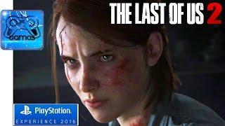 THE LAST OF US 2 - Трейлер [PlayStation Experience 2016] Долгожданный Анонс!