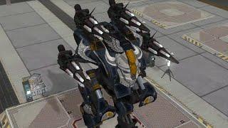 War Robots:- Gl. Patton 4× Aphids || War Robots 2018