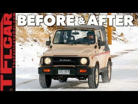 Before & After: How Much Improvement Do New All-Terrain Tires Make?
