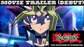 Yu Gi Oh Movie Trailer (2017) - Dark Side Of Dimensions