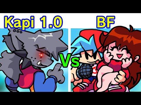 Friday Night Funkin' VS Kapi (Rematch) [2.0 UPDATE] [Arcade Showdown/FNF MOD Hard] + Cutscenes & G&W