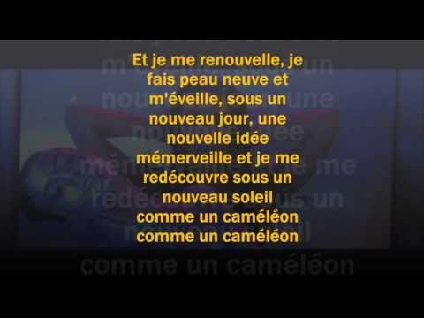 Shy'm - Caméléon Lyrics