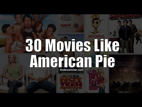 30 Movies Like American Pie (film Series)
