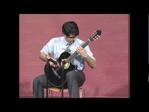 Harvard University - Rocking Guitar