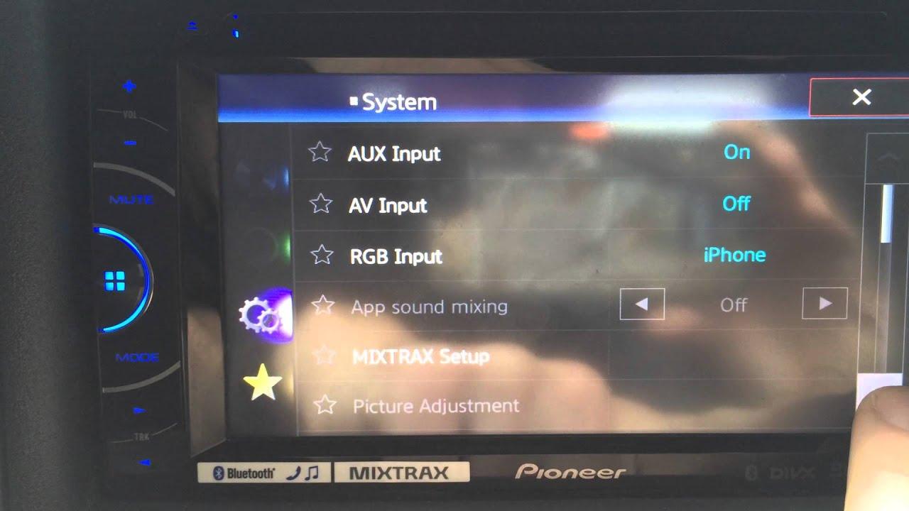medium resolution of wiring diagram for pioneer avh x2500bt