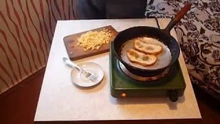 Дачные рецепты. S01E10. Гренки с сыром