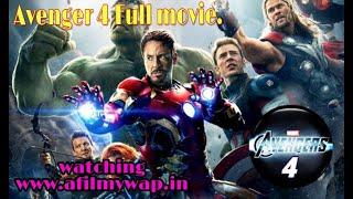 Avengers 4 full movie