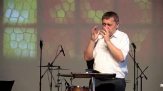 Единство Церкви1  служение Денис Подорожный 26 июня 2016г