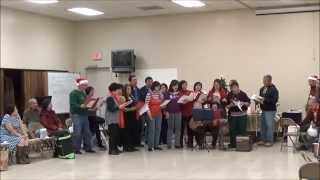 12-11-2014 Holy Family Charismatic Community Christmas Party