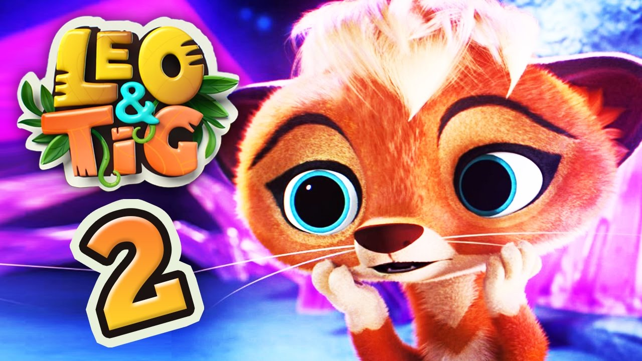 Download Leo and Tig EP 2 - New family animated movie 2017 Cartoons KEDOO animation for kids