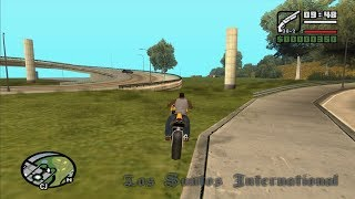 How to get most of the Sawn-Off Shotguns at the very beginning of the game - GTA San Andreas