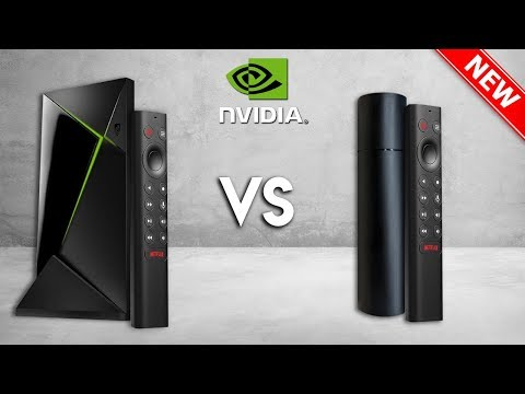 NEW 2019 Nvidia Shield TV Vs Shield TV Pro!   Which Should You Get?