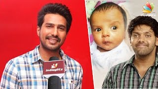 Vishnu Vishal reveals the reason behind naming his son Aryan