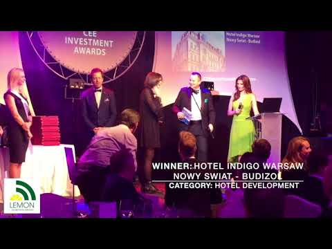 2017.10.26 – Investement & Green Building Awards – Gala – Hotel Development