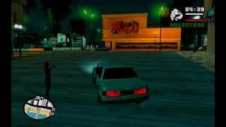النسخة المصرية من GTA San Andreas - حلقة 1 - النيك +18