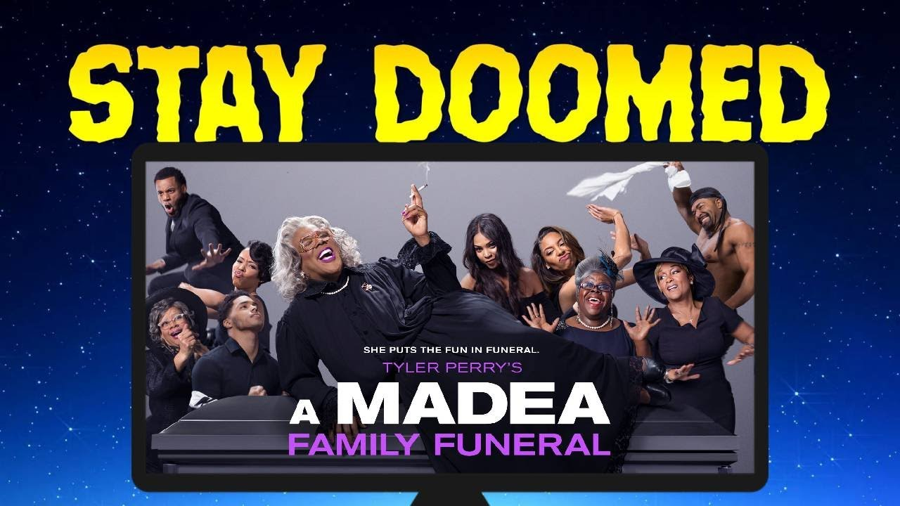 Download Stay Doomed 71: A Madea Family Funeral