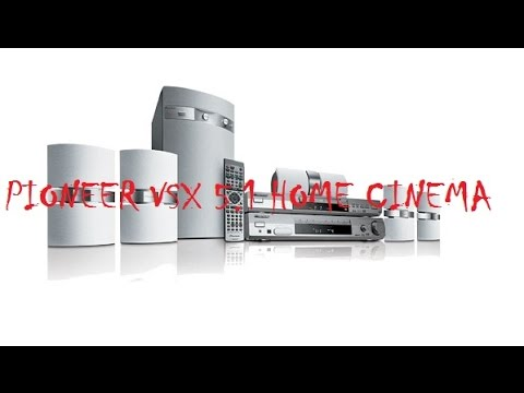 PIONEER VSX 5.1 HOME CINEMA -  Review / Test