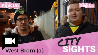 City Sights: West Brom 1-1 Norwich City