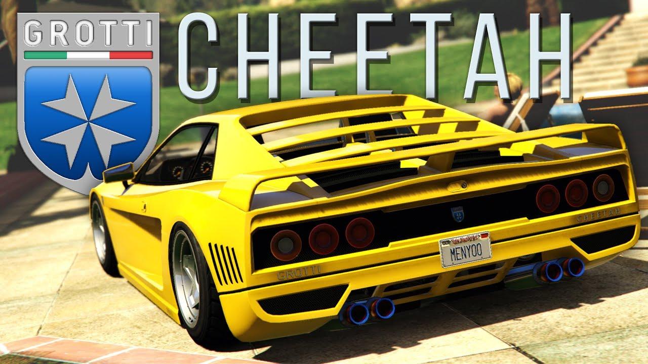 gta 5 cheetah classic new supercar customization gameplay