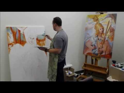 Jason John Studio Experience at MOCA Jacksonville