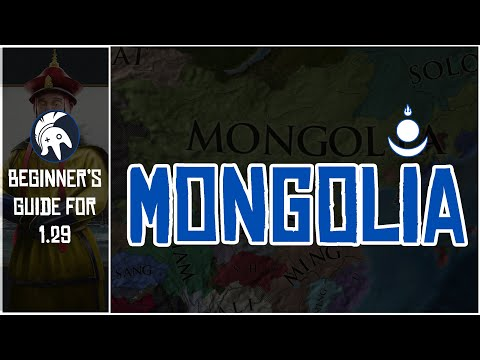 EU4 Guide to Mongolia in 1.29 | Yuan + Achievements
