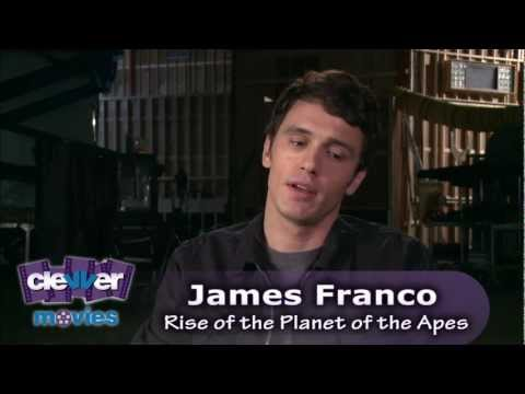 James Franco 'Rise of the Planet of the Apes' Interview