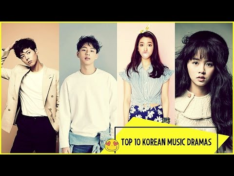 Top 10 Korean Music Dramas