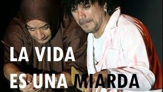 """Frank e Igor cantando """" LA VIDA ES UNA MIARDA """""""
