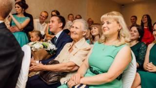 Свадебное слайдшоу семьи Воробьевых