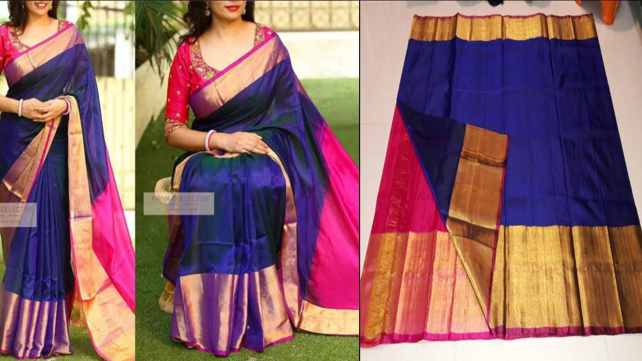 c910727d5cf75 Uppada Pattu Sarees with Price