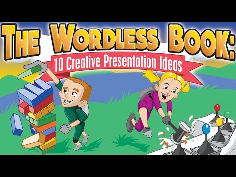Free Children's Church Lessons - 10 Creative Presentations for the Wordless Book