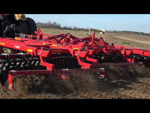Sunflower® 6631 Vertical Tillage - Creating A Uniform Seedbed And Doing It Faster