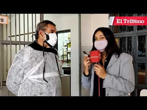 Jujuy puso en marcha los nodos de testeo de coronavirus