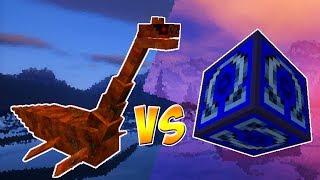 MONSTRO DO LAGO NESS VS. LUCKY BLOCK OMEGA (MINECRAFT LUCKY BLOCK CHALLENGE)