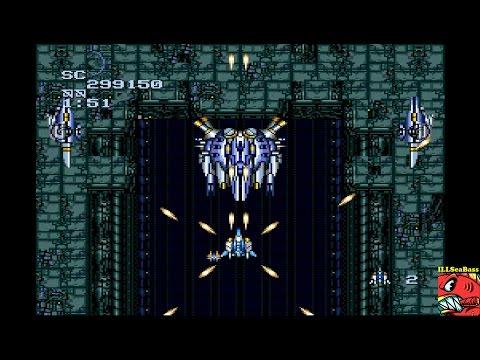 TG16: Summer Carnival '92: Alzadick [Attack Mode: Score] TURBOGRAFX-16 Highscore – 420,550