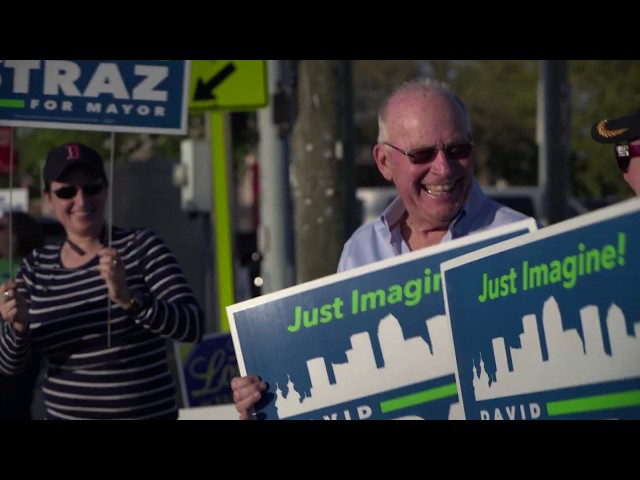 Early Voting Fun with David Straz