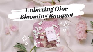 Unboxing Dior Perfume : Miss D…
