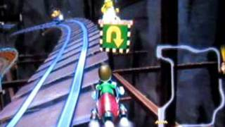 Mariokart Wii: 18 Secret Areas with Moon Jump Hack