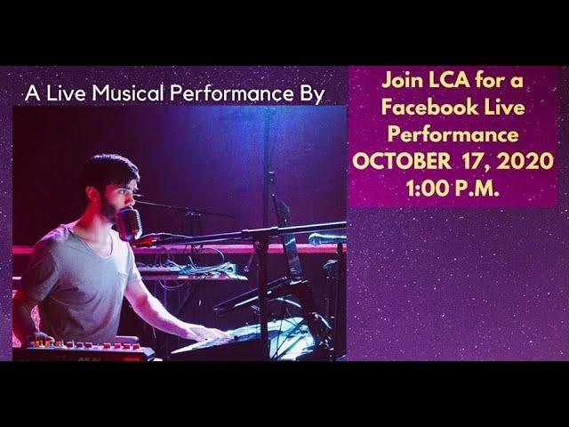 Art & Performance Facebook Live       ft. Matt, Javi, & Leks