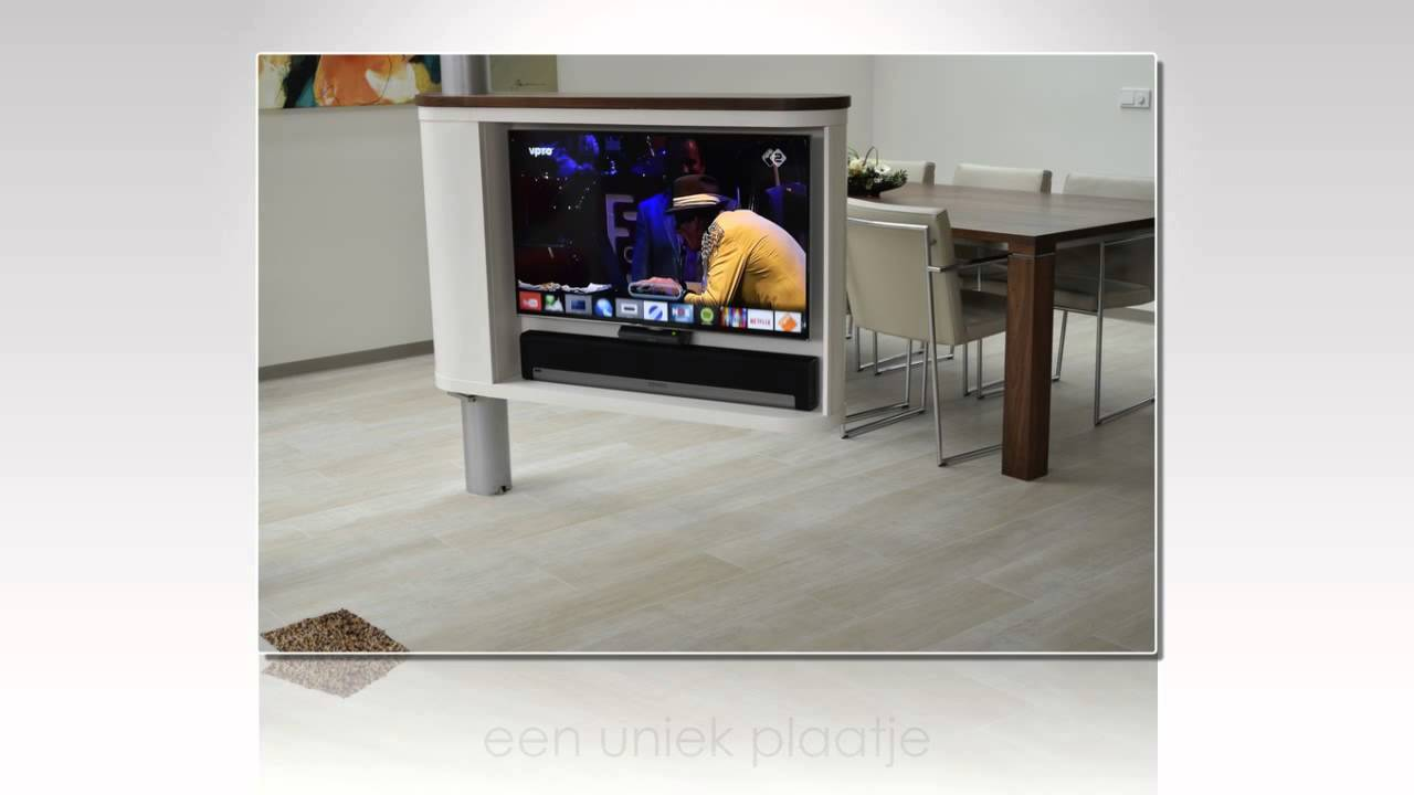 Kast Tv Kast.Quotoshoot Tv Kast Meubelmaker Raalte Youtube