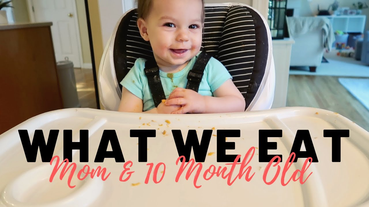 10 Month Old Feeding Schedule & Meal Ideas   WHAT WE EAT ...