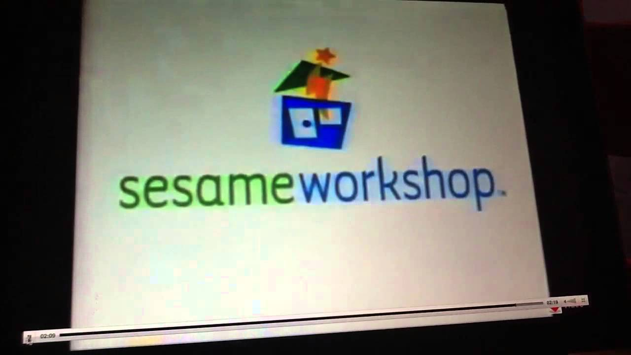Sesame Workshop Logo 2000 Youtube