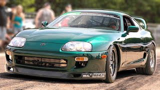 An IMPORT has NEVER done this! - Jrod's REAL ST Supra