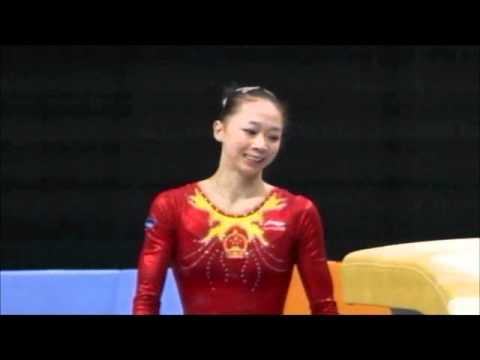 2010 Worlds Team Finals - (CHN) Yang Yilin VT
