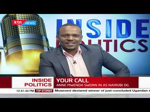 Your call | #InsidePolitics with Ben Kitili