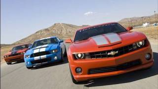 Camaro Z/28 Impersonator – Hennessey Camaro HPE550 Throws Down with GT500 and SRT8