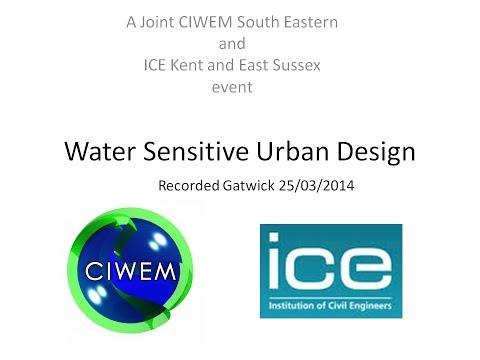 Water Sensitive Urban Design in the UK